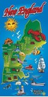 BEACH TOWELS NEW ENGLAND MAP