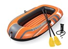 "HYDRO FORCE RAFT SET 95""X 56"" -INCLUDES PUMP AND OARS"