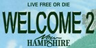 BEACH TOWEL WELCOME 2 NEW HAMPSHIRE