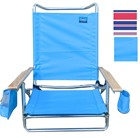 DELUXE PROMO 5 POSITION BEACH CHAIR