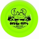 70g OCEAN CITY MD FLYING DISC