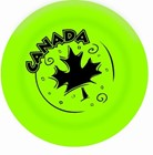 70g CANADA FLYING DISC