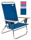 SOLD OUT - DELUXE PROMO 3 POSITION BEACH CHAIR