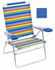 SOLD OUT - RIO BEACH CHAIR w/MOLDED ARMS