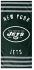 BEACH TOWELS NFL NEW YORK JETS